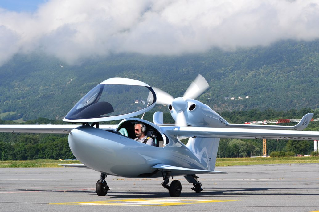 AKOYA - LSA Aircraft with high performance