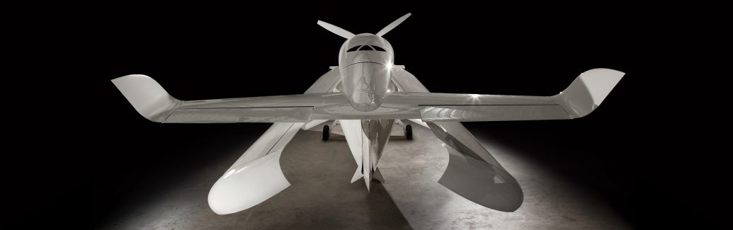 Akoya lsa aircraft with folding wings